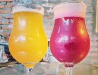 cervezas artesanal sour fruit beer
