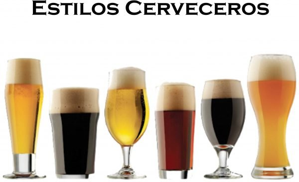 estilos de cerveza artesana