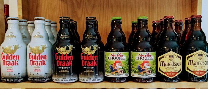 Compra Cerveza Belgas gulden draak, duvel, maredsous, chouffe, houblon, mcchouffe, lambic, strong beer, blond en birrasdeluxe.com