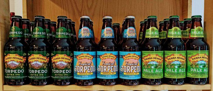 comprar cerveza craftbeer americana, sierra nevada, torpedo, torpedo tropical, sierra nevada pale ale, broklynn, boston, miller, coors