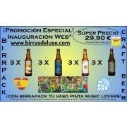 Birrapack Craft Beer Español Deluxe