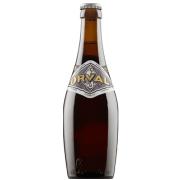 Cerveza Orval rubia belga trapense