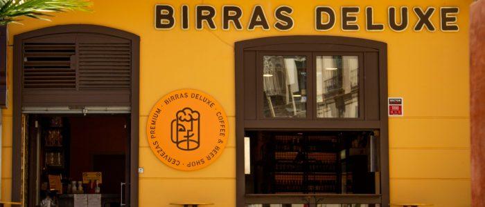 fachada principal Birras Deluxe