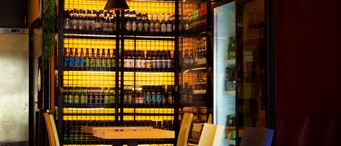 jaula cervecera
